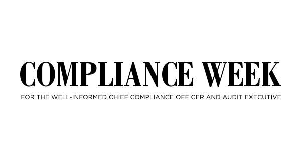 Image result for compliance week logo